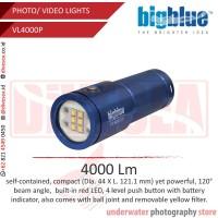 Bigblue VL4000P Underwater Photo/ Video Lights
