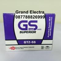 Aki Motor Honda Beat Fi Cw Cbs GTZ5S GS Y Accu Kering