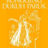 Buku Novel Ronggeng Dukuh Paruk Ahmad Tohari ori