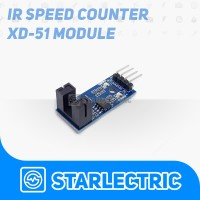 Speed Sensor Counter Sensor Kecepatan Module XD-51 Modul