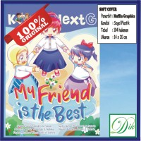 Buku Cerita Anak KKPK Komik Next G My Friend is the Best