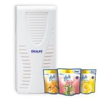IDEALIFE - Automatic Fragrance - Dispenser Pengharum (IL-507)