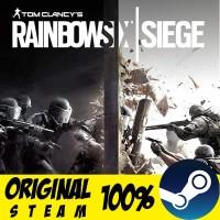 Tom Clancy's Rainbow Six Siege Stabdar Edition ORIGINAL STEAM 100% PC