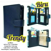 Dompet Wanita Multifungsi Untuk Menyimpan Uang / Handphone / Kartu