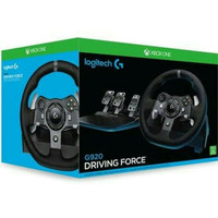 4472606b7d2 LOGITECH G920 DRIVING FORCE RACING WHEEL FOR XBOX ONE & PC