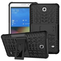 Samsung Galaxy Tab A8 2018 T385 Defender Stand Hard Soft Cover Casing
