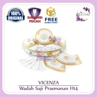 Prasmanan Vicenza H14 Motif Marigold Original