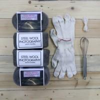 Steel Wool Paket PUAS KOCOKAN TELUR Untuk 60x Pemakaian