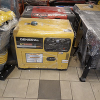 Genset silent general mt 6800 gs