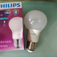 Lampu LED Philips 8Watt / Led 8Watt / Philips 8Watt Led garansi