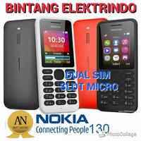 HP NOKIA 130 2 sim Slot micro