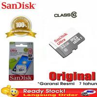 MEMORY MEMORI CARD MMC MICRO SD MICROSD 32 GB 32GB SANDISK CLASS 10 HP