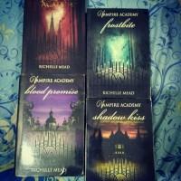 Novel Bekas Vampire Academy Series by Richelle Mead