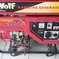 Genset Honda Wolf SF 7000DXE (5000watt)