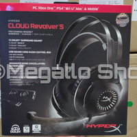 HyperX Cloud Revolver S Gaming Headset Dolby 7.1