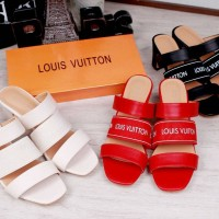 Sepatu Louis Vuitton Uncovers Pump 2018 Edition 50631 LV WANITA