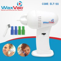 ALAT PEMBERSIH TELINGA kuping ELEKTRIK WAXVAC EAR CLEANER - WAXVAC