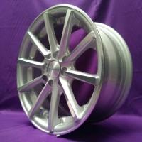 Velg Mobil Ring 15x65 Lubang 8X114,3 - 100 warna silver