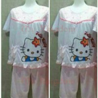 97133ac6a Jual Baju Tidur Hello Kitty - Harga Terbaru 2019   Tokopedia