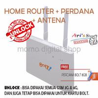 Jual HOME ROUTER HUAWEI B310 BOLT 4G LTE UNLOCK GSM 3G 4G PERDANA MODEM Murah