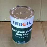 Oli transmisi / gardan sae 140 api gl-5 (union/unioil) 1liter