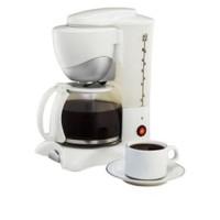 Sharp Coffee Maker 10-12 Cup - HM-80L(W) - White Murah