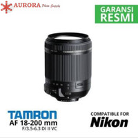 Tamron lens 18-200mm for nikon free uv filter