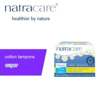 Natracare Digital Tampons Super 10s