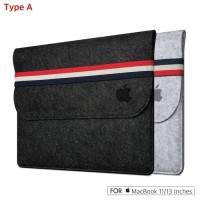TAS LAPTOP SLEEVE FELT MACBOOK PRO AIR SOFTCASE NOTEBOOK 11 12 13 INCH