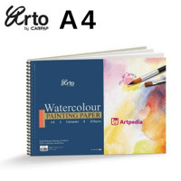ARTO WATERCOLOUR CELLULOSE SKETCHBOOK A4 300GSM