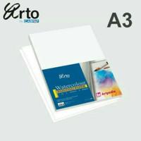 Arto Watercolour Paper A3 - 200gsm - Cotton