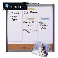 QUARTET To-Do Planner Board 35.5 x 35.5 cm / White Board - Organizer