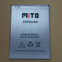 Baterai Original Mito A39 Fantasy 4G/ BA00129 / ba00129 / battrey hp