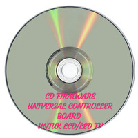 CD FIRMWARE UNIVERSAL CONTROLLER BOARD