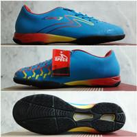 Sepatu futsal specs swervo rasta in blue size 38