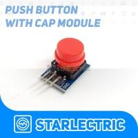 Module Push Button Modul Tombol Tactile 11x22 mm dengan CAP