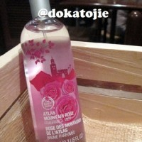 Harga Body Mist The Body Travelbon.com