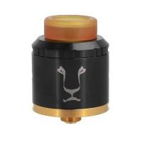 Kaees Aladdin 24 RDA Atomizer - BLACK [Clone]
