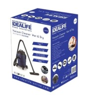 IDEALIFE IL200V VACUUM CLEANER 3 IN 1 WET DRY BLOW 20liter