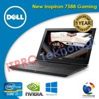 "Dell G7 7588 Black - i7-8750HQ,16GB,256GB+1TB,GTX1060 6GB,15.6""FHD,W10"