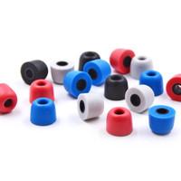 Memory Foam T100/T400 Replacement For Earbud Earphone IEM Eartips