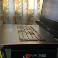 Laptop Gaming Bener Asus ROG G771JW i7 16GB 1TB Layar 17 inch FHD IPS