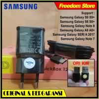 Charger Samsung Original Sein Resmi Seri A Note 8 S9 S9Plus