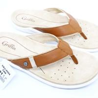 Harga griffin sandal sendal pria casual new model 2018 crs 2004 tan | Hargalu.com