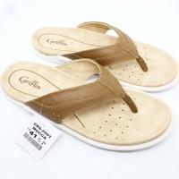 Harga griffin sandal sendal pria casual new model 2018 crs 2001 mocca | Hargalu.com