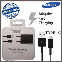 Charger HP Samsung Galaxy S8 Original 100% Fast Charging USB Tipe C