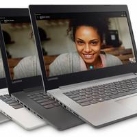 LAPTOP LENOVO IP320 AMD A9-9420 - RAM 4GB - HDD 1TB - 14 - DOS