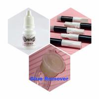 Paket DIY Eyelash Extension HUMAN HAIR Bulu Mata Tanam Individual Lash