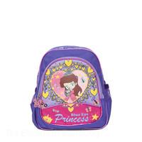 Blue Eyes Princess Kid Mini Backpack | Tas Ransel Kids Elizabeth