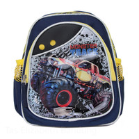 Monster TrackKid Mini Backpack | Tas Ransel Kids Elizabeth